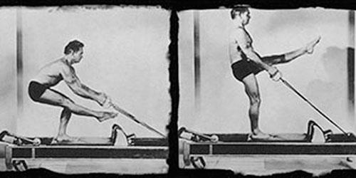 Joseph Pilates, criador do Pilates